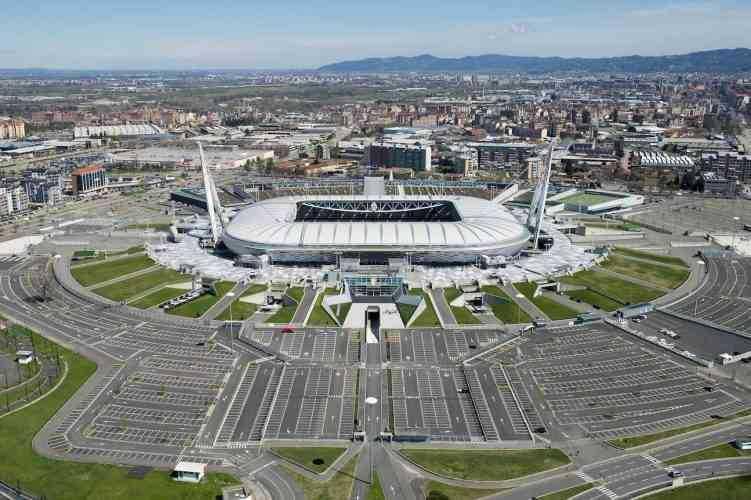 Стадион ювентуса турине